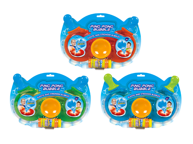 TWIN PACK PING PONG BOUNCING BUBBLE - BB007