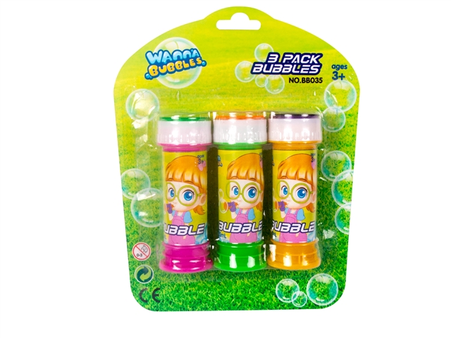 3PACK 55ML BUBBLE - BB035
