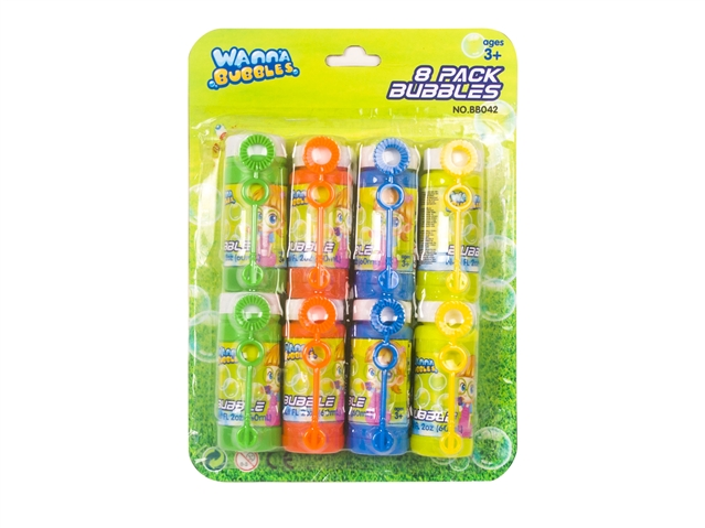 8PACK 60ML BUBBLE - BB042