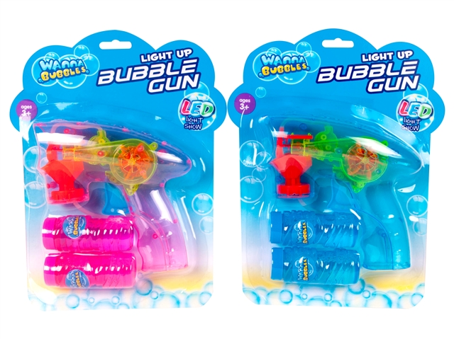 Friction Powered Bubble Blaster - BB081