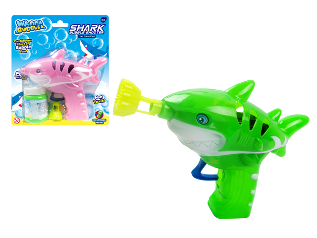 SHARK BUBBLE SHOOTER - BB488